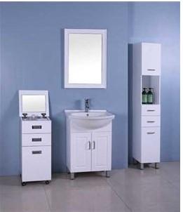 Dressing Bathroom Mirror MDF Bathroom Vanity