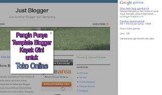 contoh google images frame