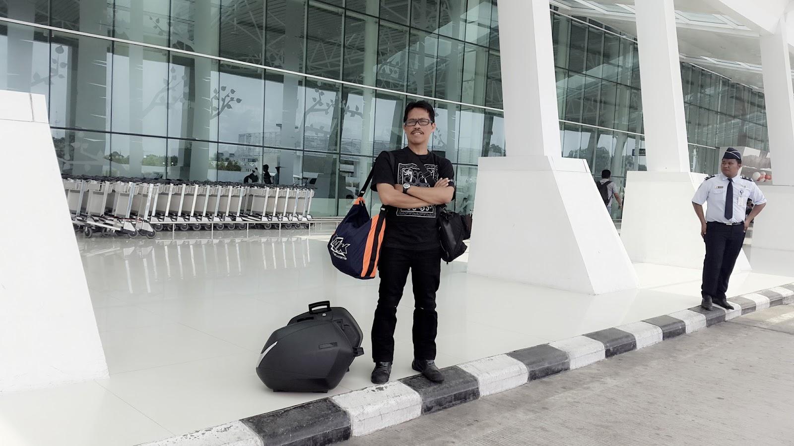 71b9947065e Bandara Sepinggan, Balikpapan