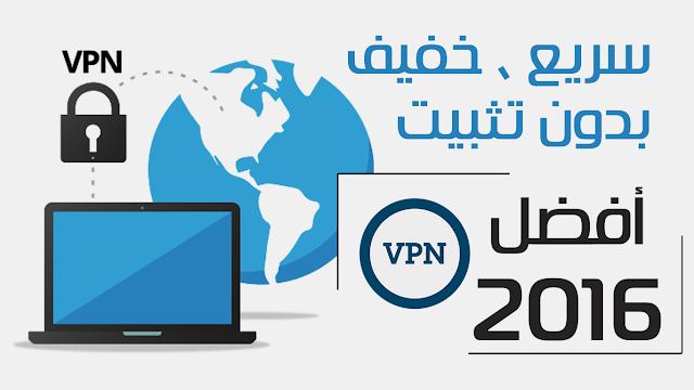 نيو برو ، افضل برنامج vpn لفتح المواقع المحجوبة 2016 مجاني و خفيف و سريع