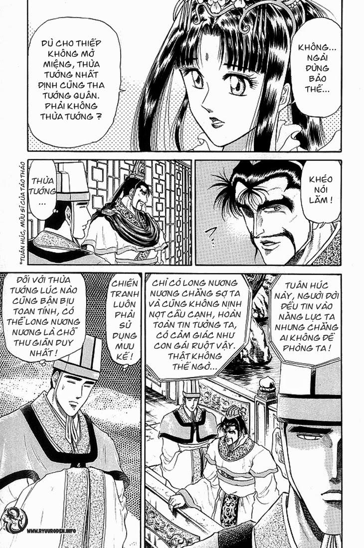 Chú Bé Rồng - Ryuuroden chap 10 - Trang 4