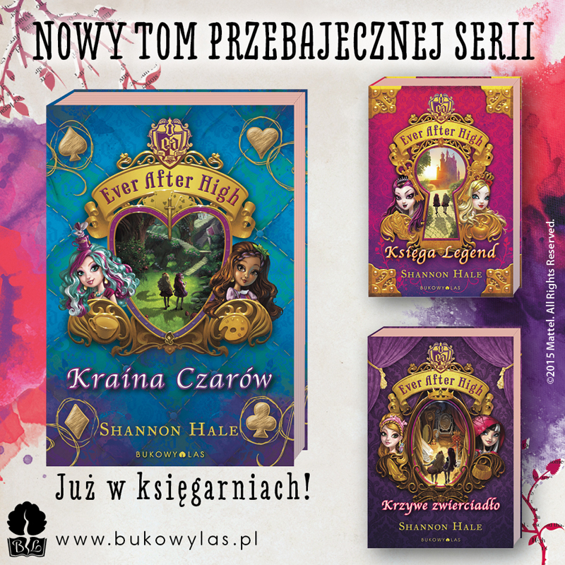 Konkurs Ever After High