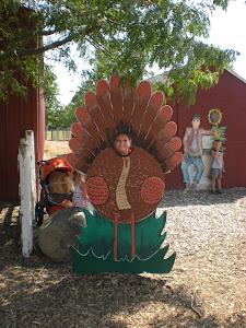 Austin's a Turkey