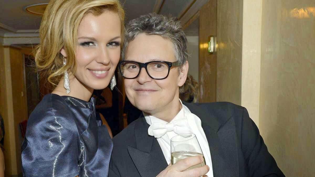 Diesen Herren könnte man auch noch kennen: Rolf Scheider (58) ist ein  deutscher Kosmetiker, wurde aber vor allem als Jury-Mitglied bei Heidi  Klums ...