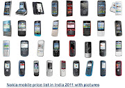 Nokia New Mobile Price List in India