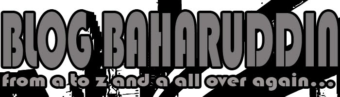 Blog Baharuddin