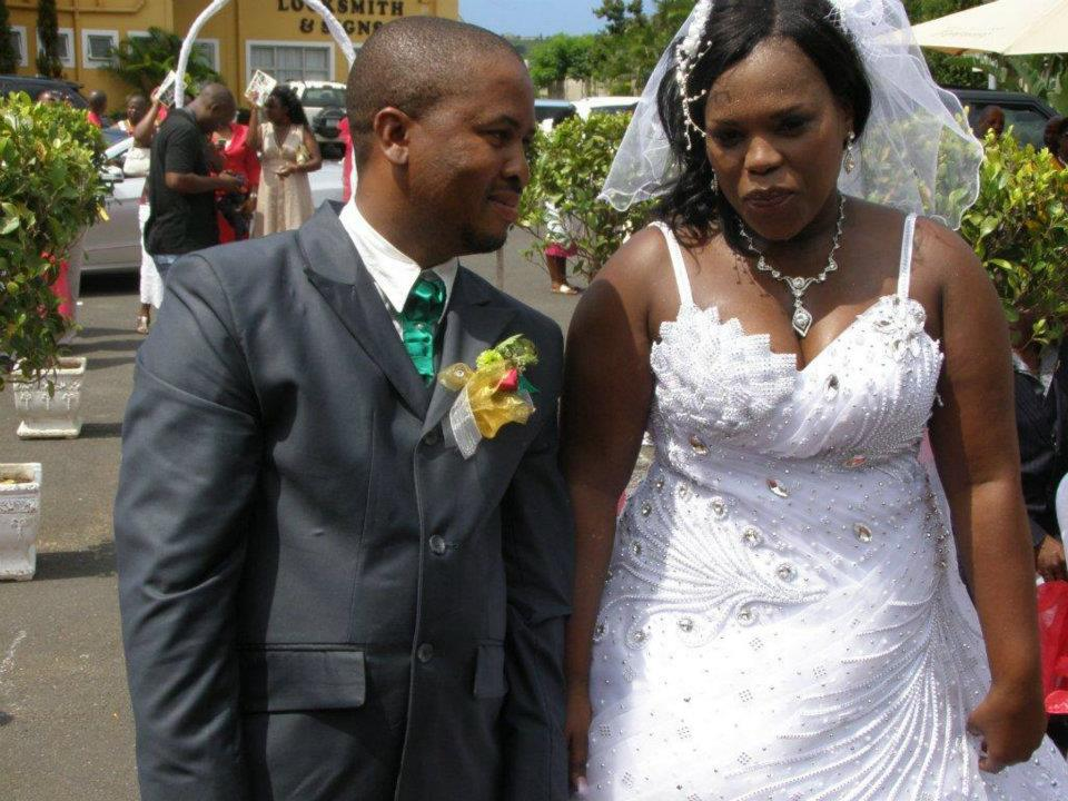 Ntokozo Mbambo Nqubeko Mbatha Wedding