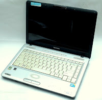 Laptop Bekas Toshiba Satellite L515