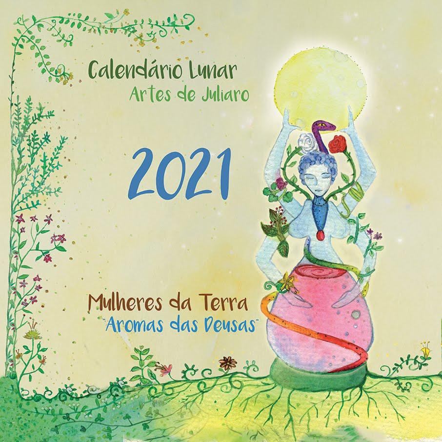 capa Calendário 2021