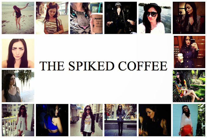 The Spiked Coffee