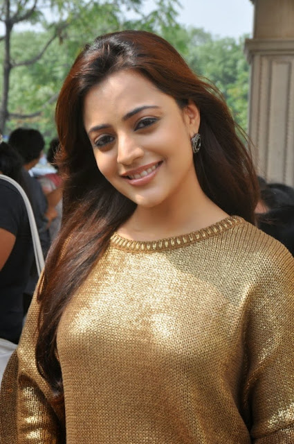 Cute Nisha Agarwal Look In New Dress