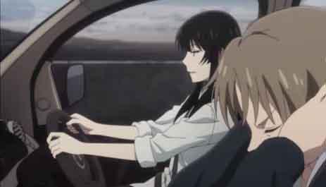 Sakurako-san no Ashimoto ni wa Shitai ga Umatteiru – Episódio 01