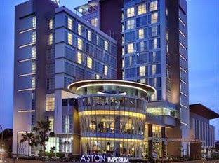 Hotel Murah Dekat Stasiun Purwokerto - Aston Imperium Purwokerto Hotel