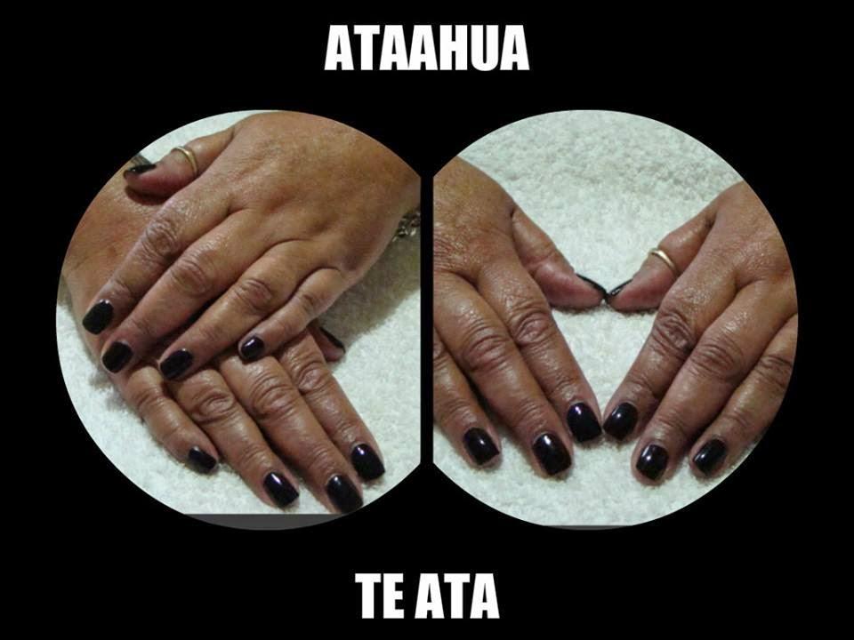 Maniapoto-Shellac-manicure-acrylic-Dark-Lava-deep-plum-purple