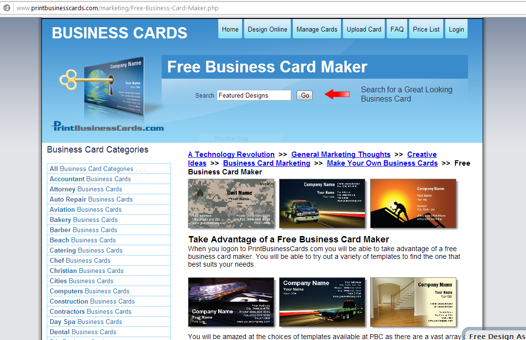 Custom Card Template business card maker free : Best Free Online Business Card Maker ~ Digitophile