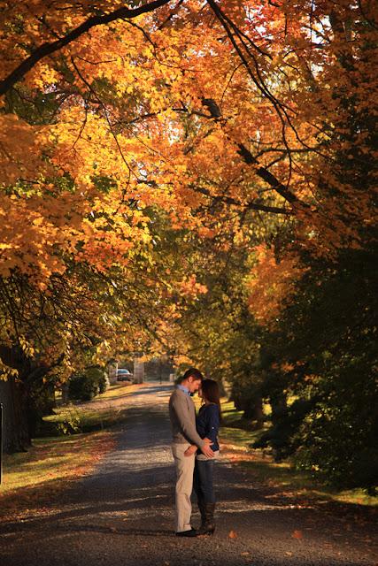 Engagement Photos VA