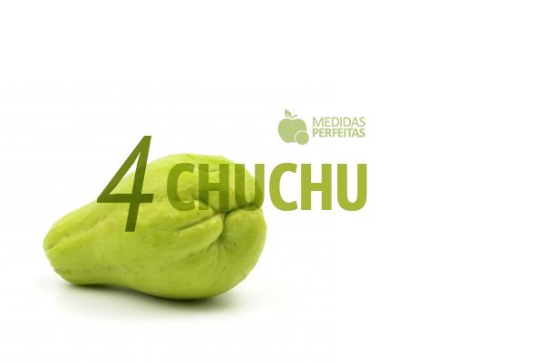 Chuchu - Legumes que Emagrecem