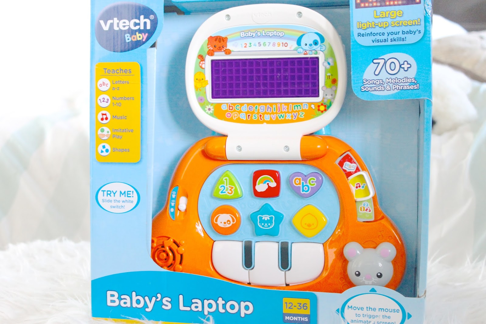vtech baby, vtech baby toys, vetch baby laptop, vtech laptop, babes first laptop, best baby toys for 1 year