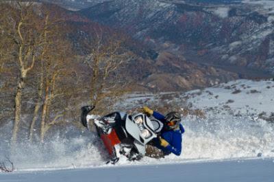 """Απίστευτη τραγωδία στο Μέτσοβο με μηχανάκι χιονιού: 25χρονος σκοτώθηκε κάνοντας """"snowmobile"""""""