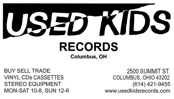 Used Kids Records