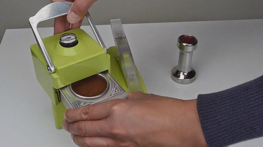 Nomad, Machine Écologique à Faire du Café
