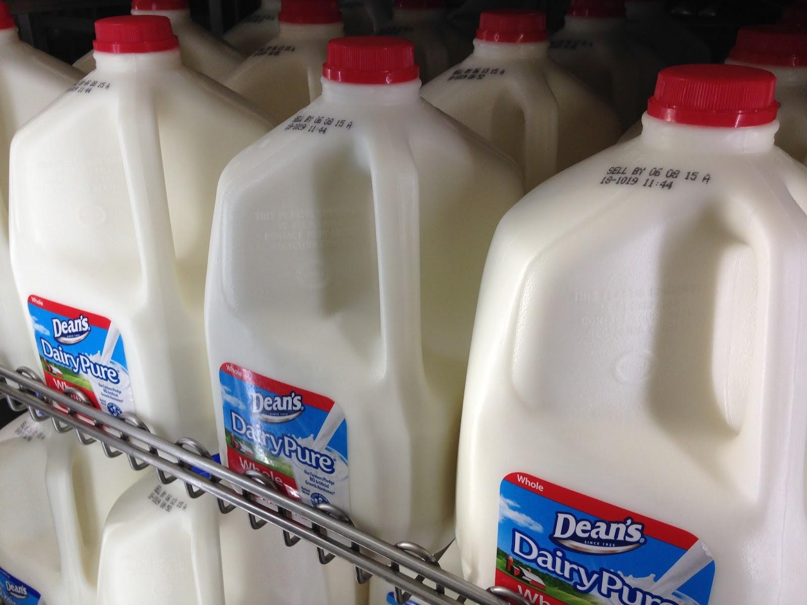 How do milk