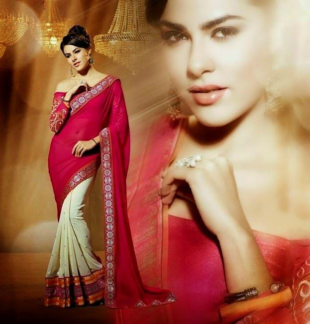 designer saree designs