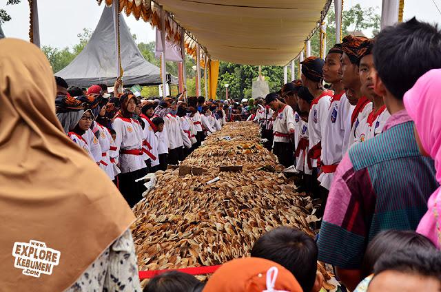 Festival Serabi di Kebumen Rekor Muri