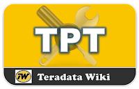 TeradataWiki-Teradata Utilities TPT