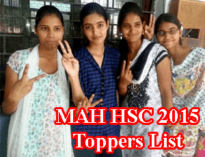 Maharashtra Board HSC 2015 Toppers Names District wise, Maharashtra Class 12 Topper Names List, MH XII Topper Roll Number wise, MH HSC Toppers 2015, Maharashtra Class 12 Toppers District wise Akola, Ahmednagar HSC Topper, 12th Class Pune Topper, Maharashtra 12 Class Aurangabad Topper 2015, Beed, Bhandara, Buldhana, District wise