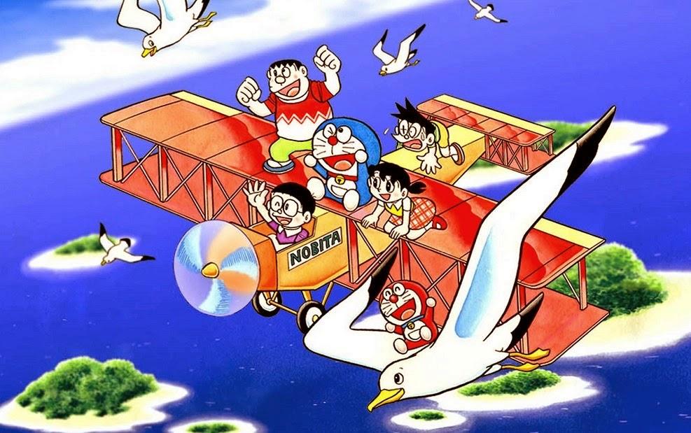 Lirik Lagu Doraemon versi indonesia
