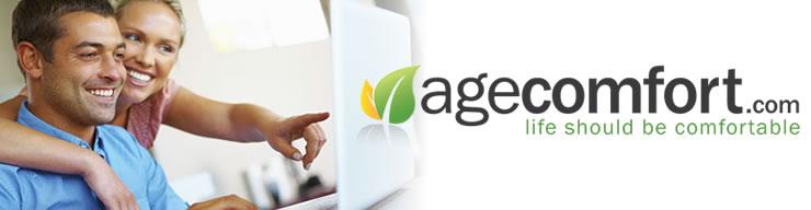AgeComfort.com Canada's Online Health Care Store