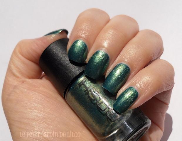 gosh dragon nail polish review swatch