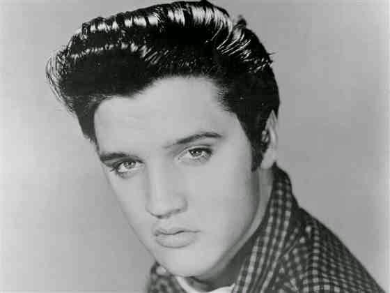 Elvis Presley's Hair