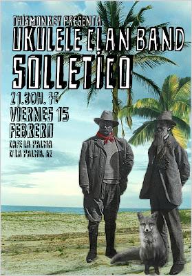 Ukulele Clan Band vuelve a los escenarios