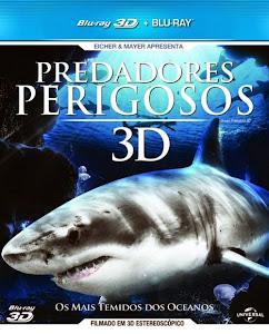 Documentário   Predadores Perigosos: Os Mais Temidos dos Oceanos   BDRip AVI Dual Audio + RMVB Dublado (2013)
