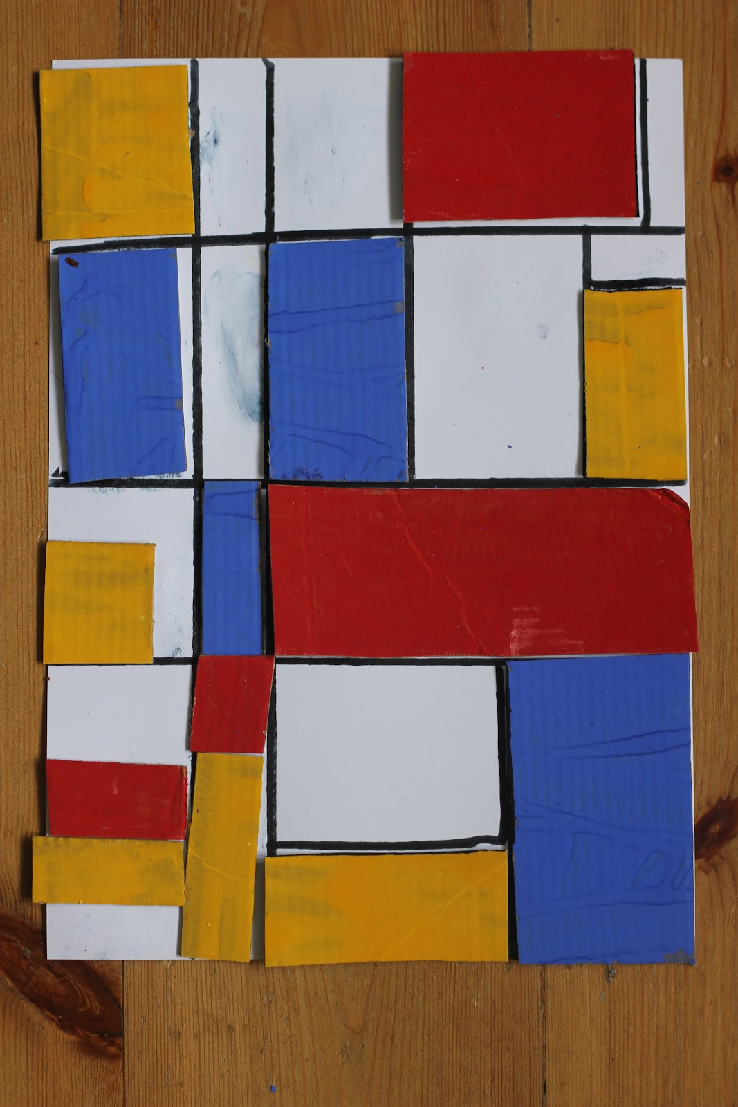 inspired by mondrian art for kids the imagination tree