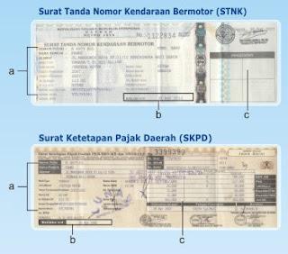 Proses Ganti Plat Nomor Motor di Samsat