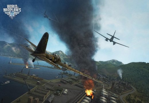 download World of Warplanes PC Game free