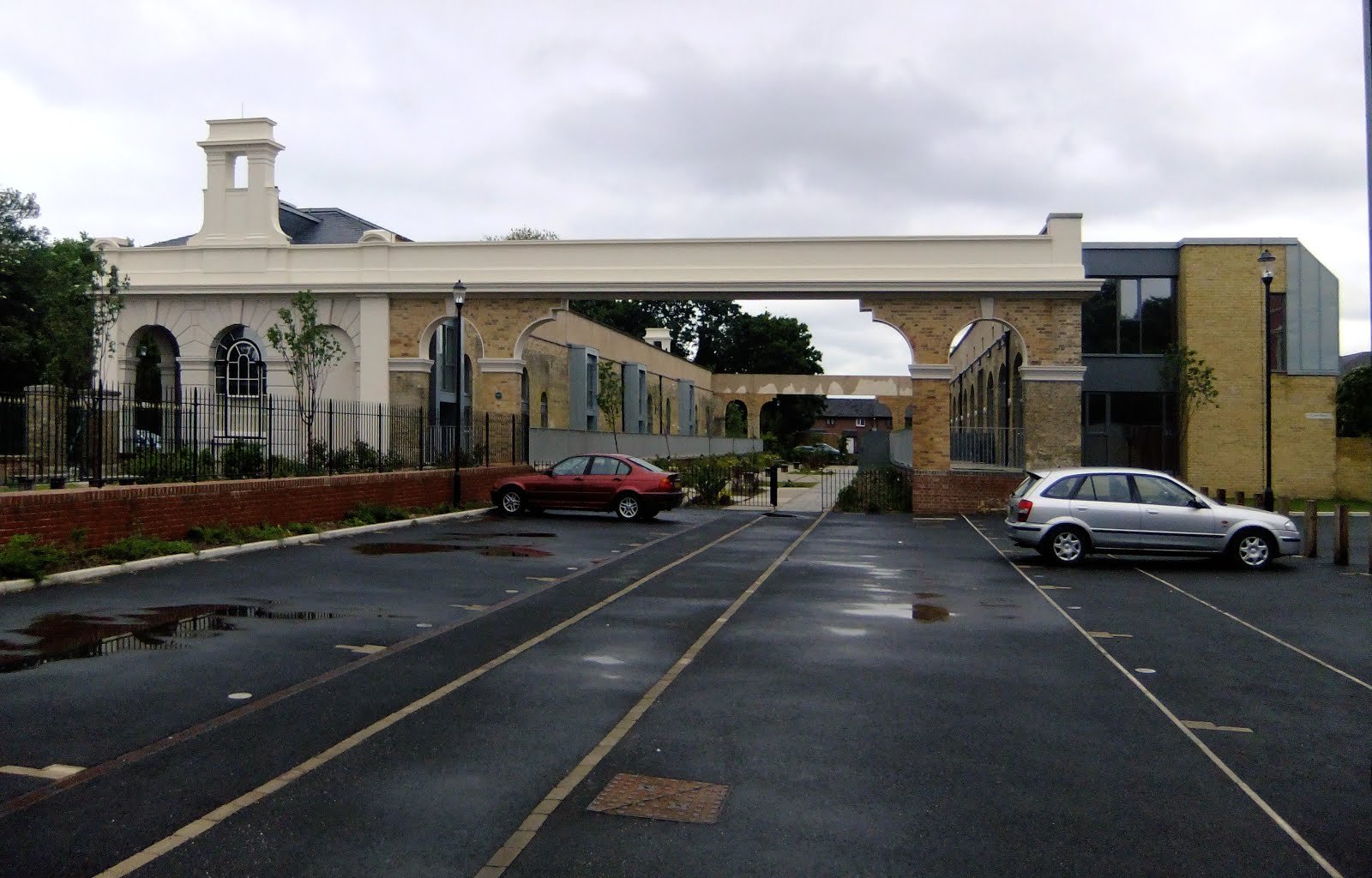 Gosport Station