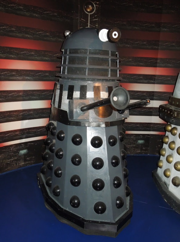 1984 Dalek design Doctor Who