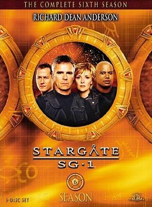Assistir Stargate SG 1 6 Temporada Dublado e Legendado Online