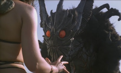 el baron contra los demonios star troopers hermaphrodite 2006 animatronic ragnarok ugly monster penis head