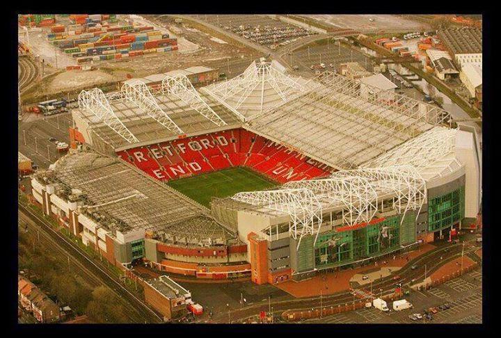 10 Fakta Menarik Tentang Stadium Old Trafford