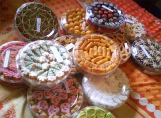 spesial kue kering lebaran pabrik partai murah gratis