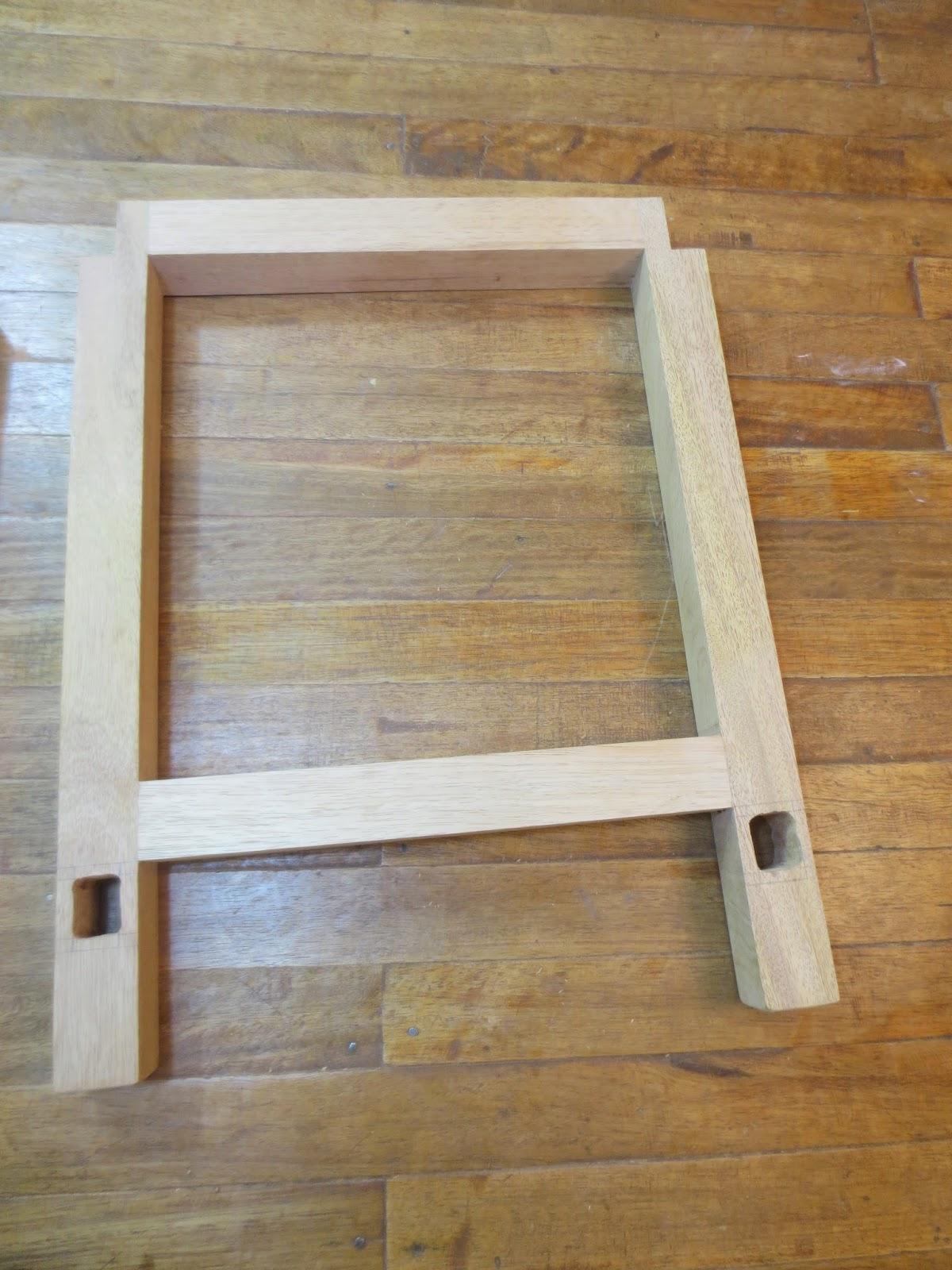 Decoraciones manualidades en madera como hacer una mesa for Como hacer una mesa de madera para comedor