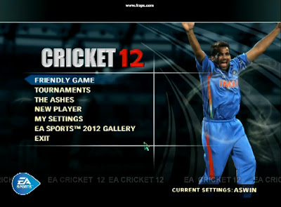 cricket+2012 Download Full Version EA Cricket 2012 KFC IPL 4