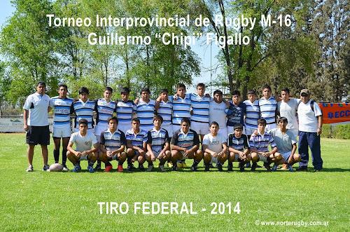 Tiro Federal - Torneo Chipi Figallo 2014