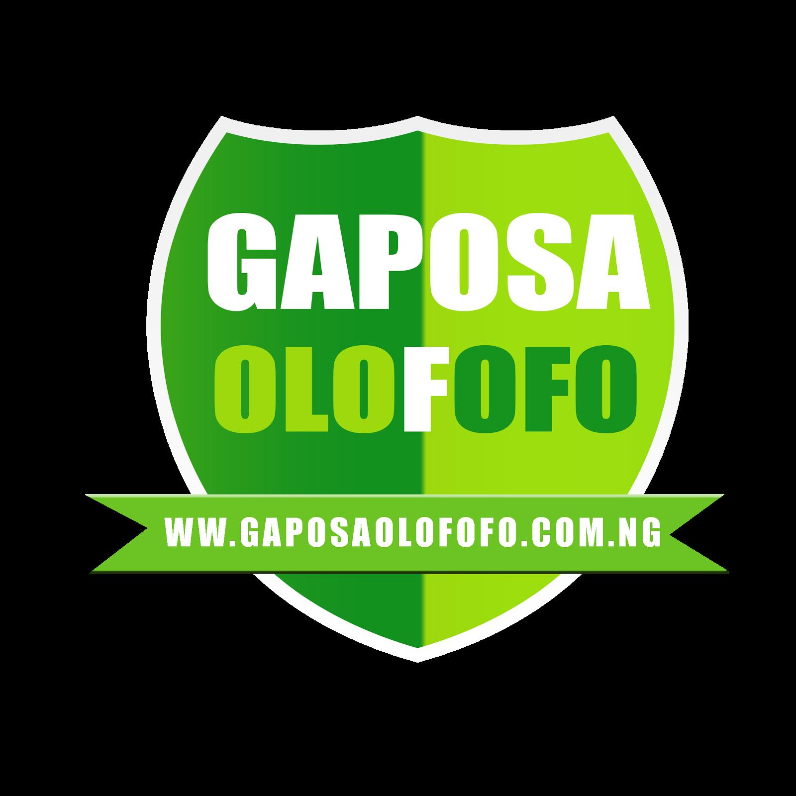 GAPOSAOLOFOFO