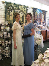Jane Austen Event at Bernideen's